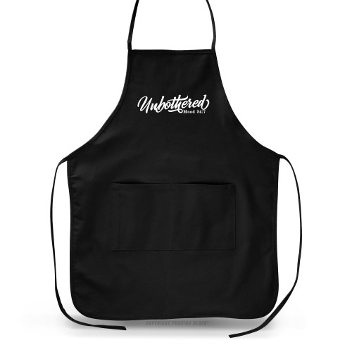 Unbothered Apron