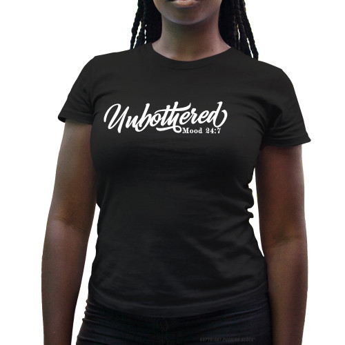 Unbothered Ladies T-Shirt