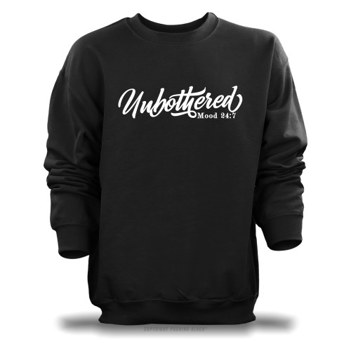 Unbothered Unisex Sweatshirt