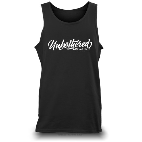 Unbothered Unisex Tank Top