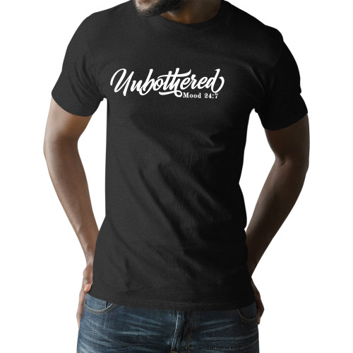 Unbothered Unisex T-Shirt