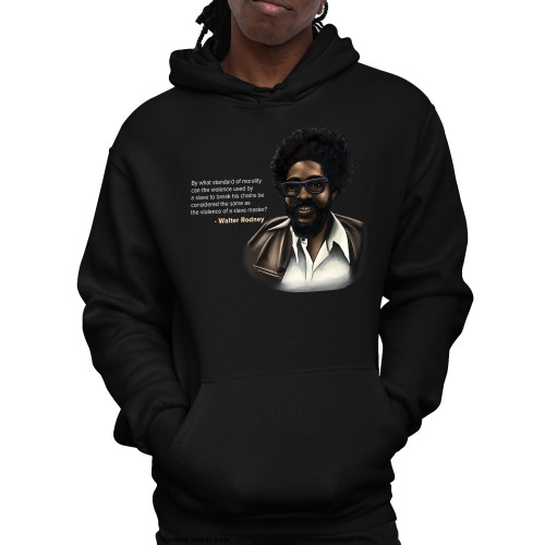 By What Standard - Walter Rodney Unisex Pullover Hoodie
