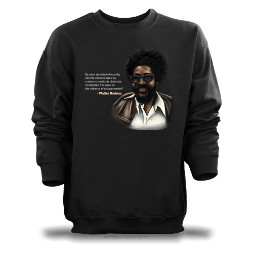 By What Standard - Walter Rodney Unisex Sweatshirt
