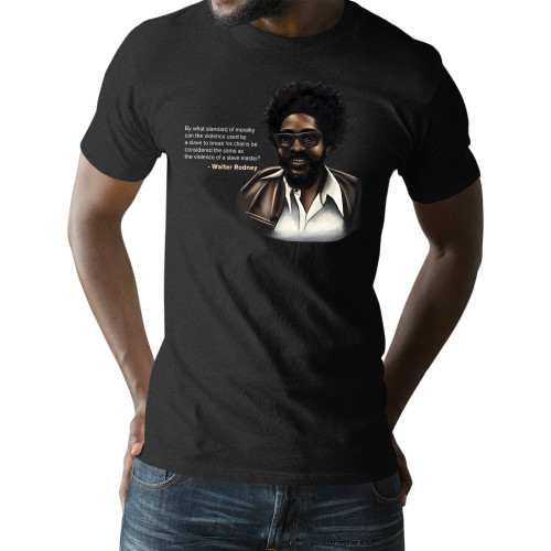 By What Standard - Walter Rodney Unisex T-Shirt