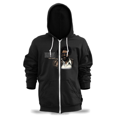 By What Standard - Walter Rodney Unisex Zipper Hoodie