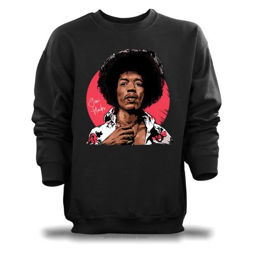 Jimi Hendrix Legacy Unisex Sweatshirt