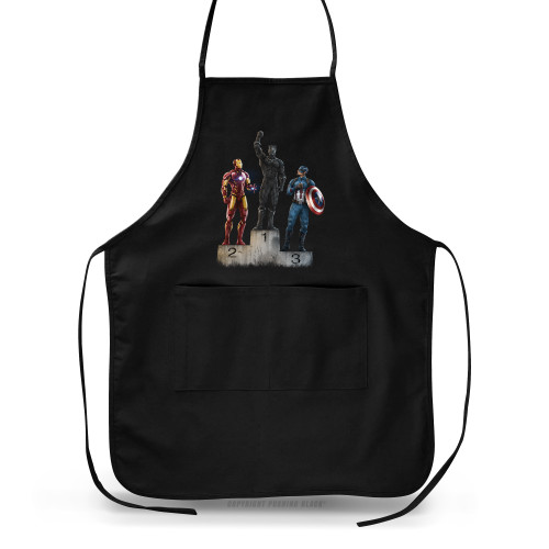 Black Panther The Greatest Apron