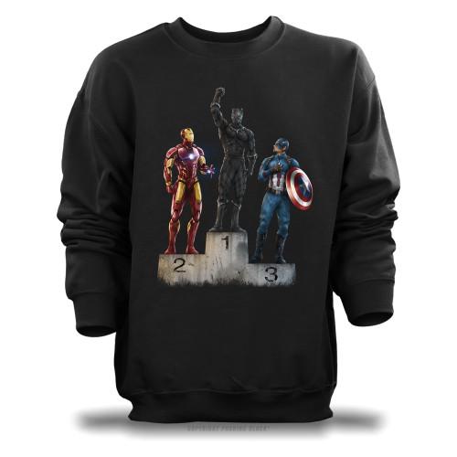 Black Panther The Greatest Unisex Sweatshirt