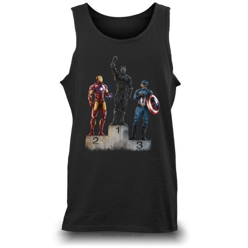 Black Panther The Greatest Unisex Tank Top