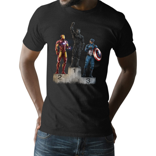 Black Panther The Greatest Unisex T-Shirt
