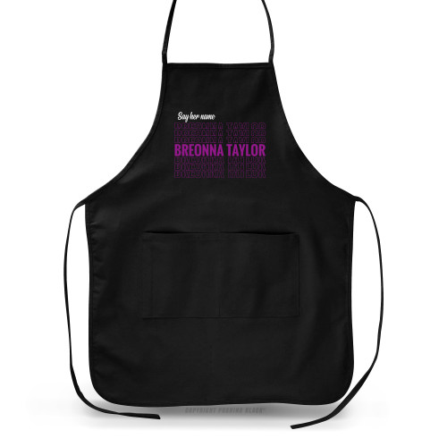 Say Her Name Breonna Taylor Apron