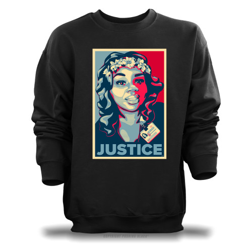 Breonna Taylor - Justice Unisex Sweatshirt