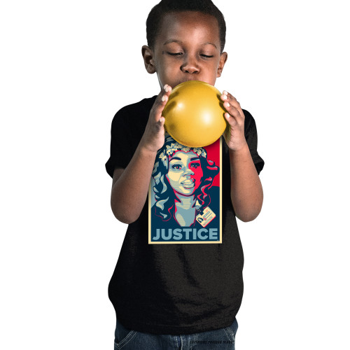 Breonna Taylor - Justice Youth T-Shirt