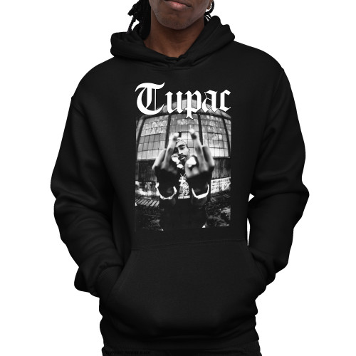 Tupac Me Against the World Unisex Pullover Hoodie