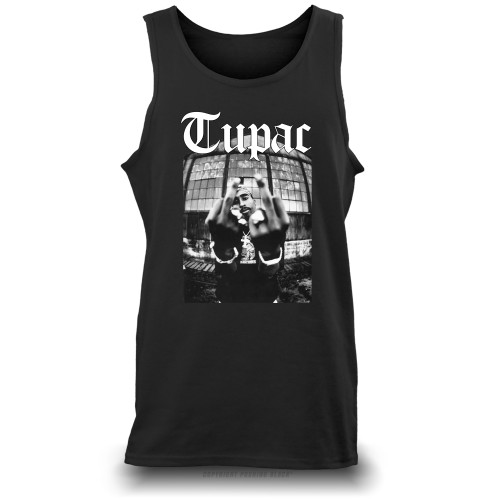 Tupac Me Against the World Unisex Tank Top