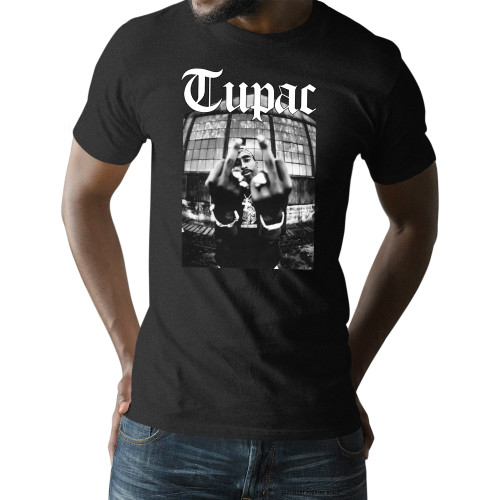 Tupac Me Against the World Unisex T-Shirt