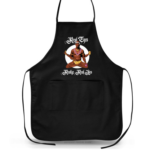 Tupac - Real Eyes Realize Real Lies Apron
