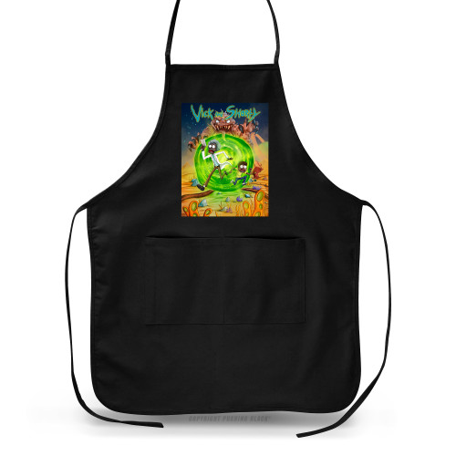 Vick and Shorty Adventure Apron