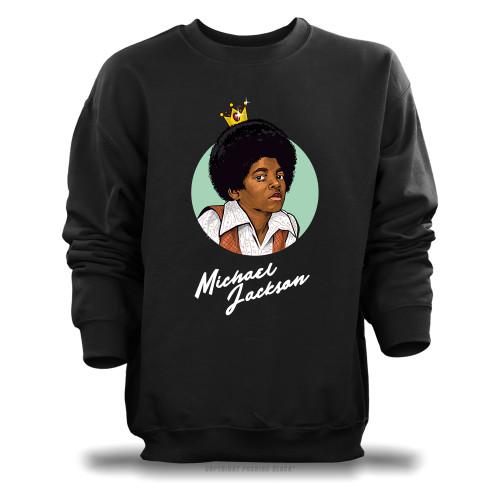 Michael Jackson The King of Pop Unisex Sweatshirt