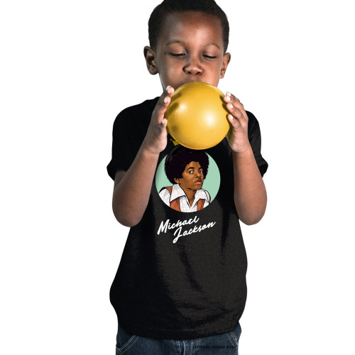 Michael Jackson The King of Pop Youth T-Shirt