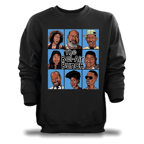 The Bel-Air Bunch Unisex Sweatshirt