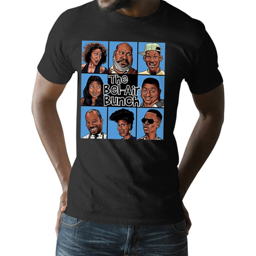 The Bel-Air Bunch Unisex T-Shirt