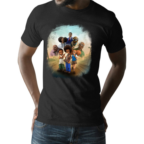 The Boondocks Unisex T-Shirt