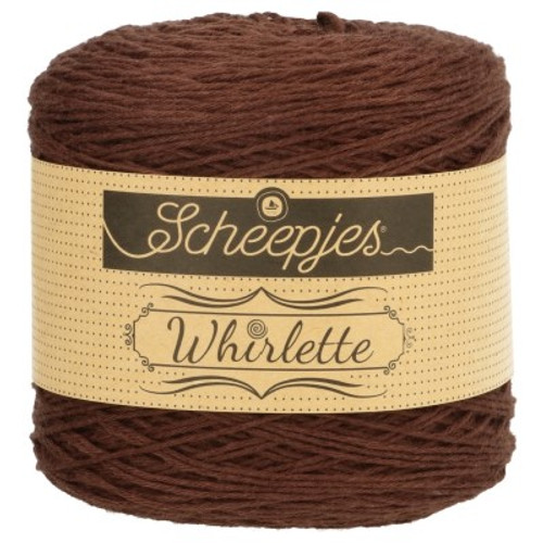 Scheepjes Whirlette Chocolat