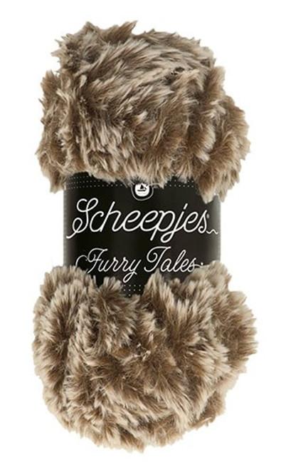 Scheepjes Furry Tales Baby Bear