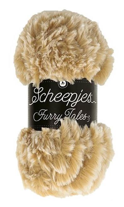Scheepjes Furry Tales Wood Cutter