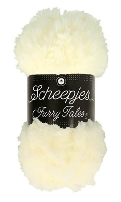Scheepjes Furry Tales Snow Queen