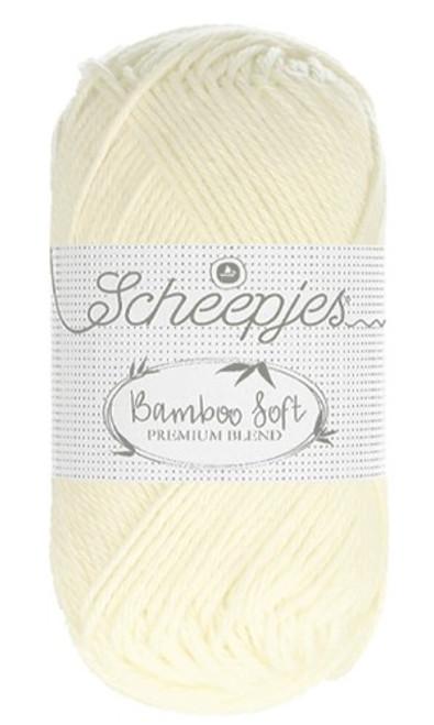 Scheepjes Bamboo Soft Rich Cream