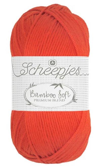 Scheepjes Bamboo Soft Regal Orange