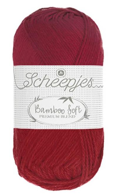 Scheepjes Bamboo Soft Majestic Red