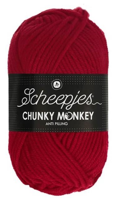 Scheepjes Chunky Monkey Cardinal