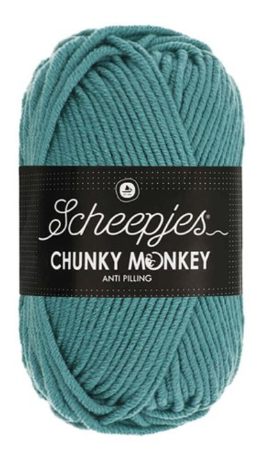 Scheepjes Chunky Monkey Carolina Blue