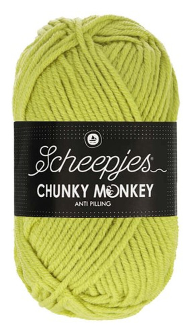 Scheepjes Chunky Monkey Chartreuse