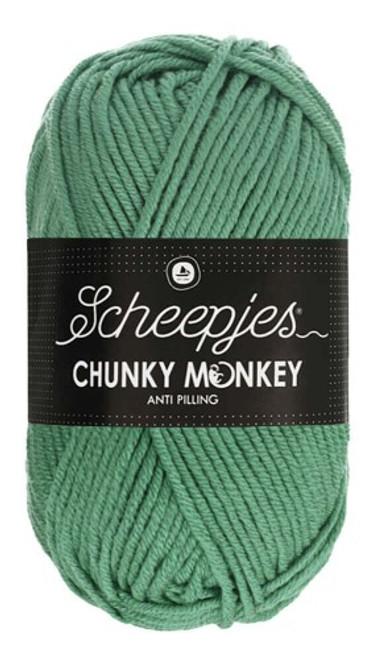 Scheepjes Chunky Monkey Eucalyptus