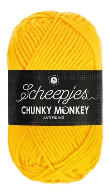 Scheepjes Chunky Monkey Canary