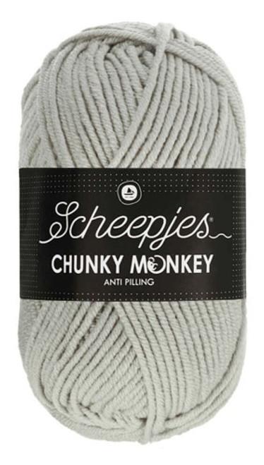 Scheepjes Chunky Monkey Pale Grey