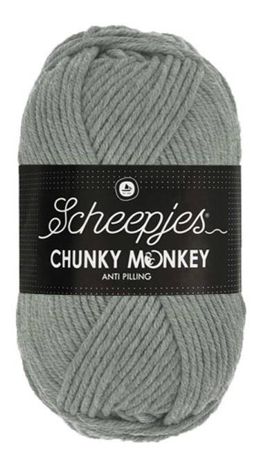 Scheepjes Chunky Monkey Mid Grey