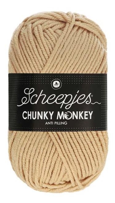 Scheepjes Chunky Monkey Camel
