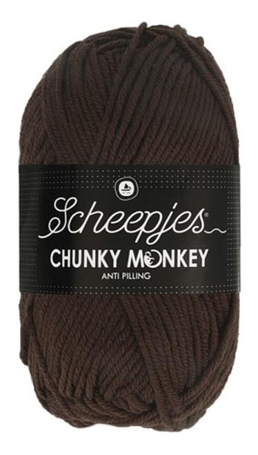 Scheepjes Chunky Monkey Chocolate