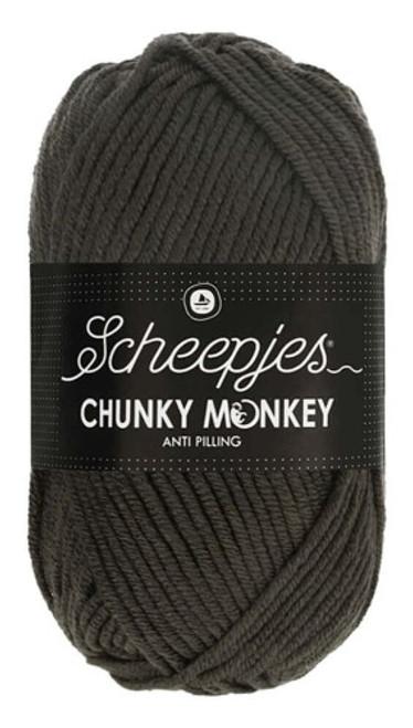 Scheepjes Chunky Monkey Dark Grey