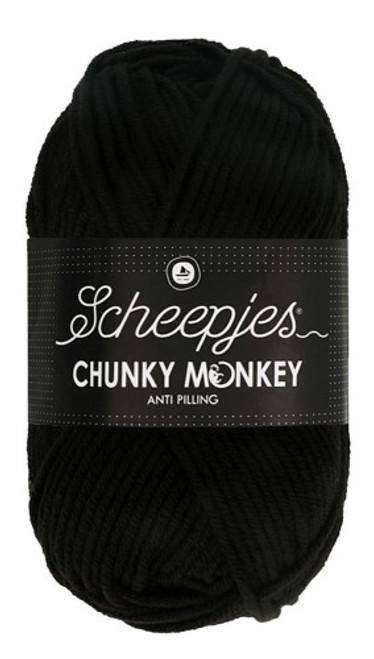 Scheepjes Chunky Monkey Black