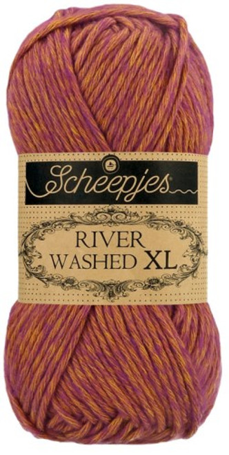 Scheepjes River Washed XL Eisack