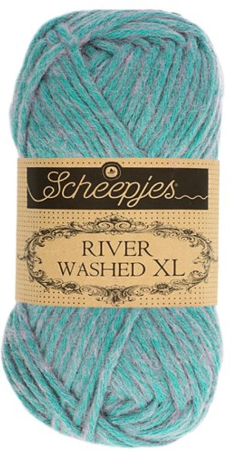 Scheepjes River Washed XL Wheaton