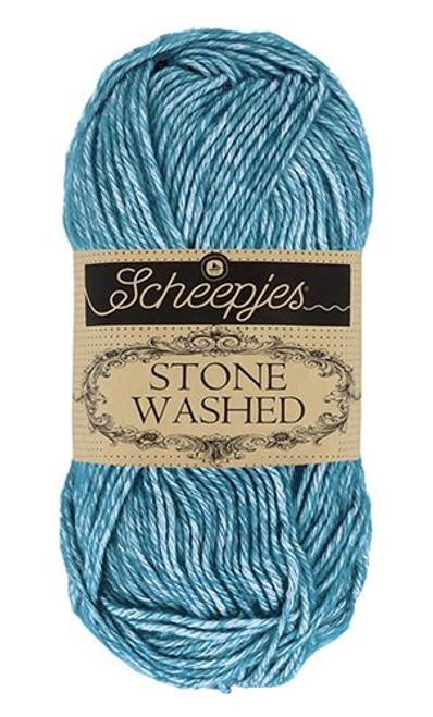 Scheepjes Stone Washed Blue Apatite