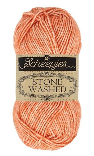 Scheepjes Stone Washed Coral