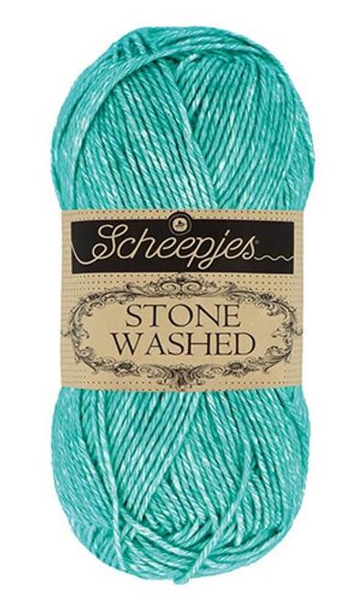 Scheepjes Stone Washed Green Agate